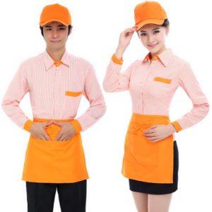Преимущества фирменной одежды для персонала