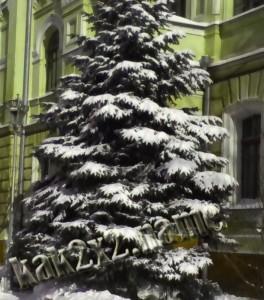 Новогоднее путешествие в Великий Устюг