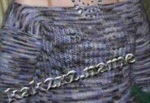 узор платья