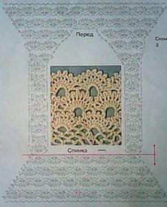 схема верхней части комплекта