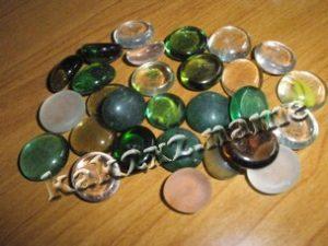 стеклянные камушки